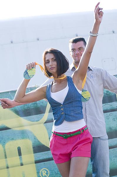 Ямайская вечеринка PUMA в Парке Горького. Изображение № 26.