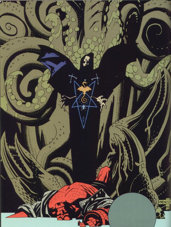 Hellboy. Изображение № 3.