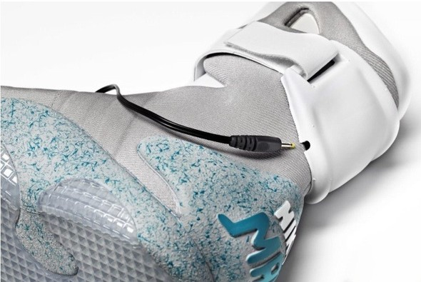 Nike MAG: 150 пар обуви Марти Макфлая продают на аукционе. Изображение № 4.