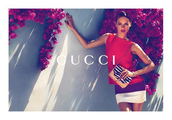 Кампания: Gucci Cruise 2012. Изображение № 3.