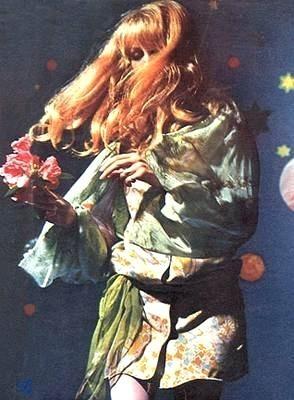 Мода 60х:наркотические фантазии безумных арлекинов. Изображение № 10.