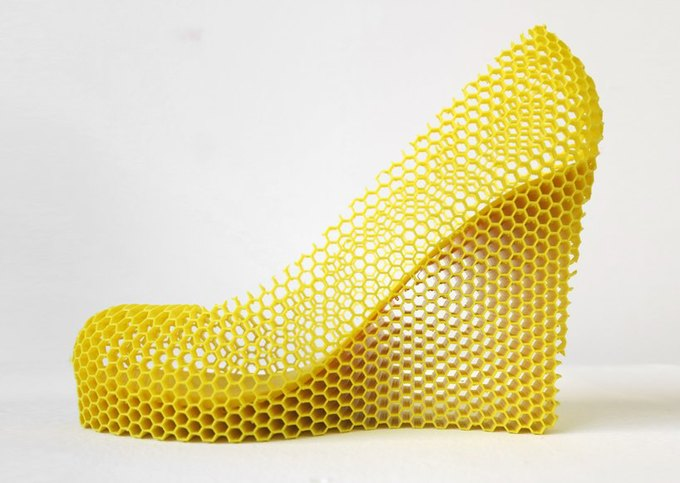 Дизайнер распечатал коллекцию туфель на 3D-принтере. Изображение № 1.