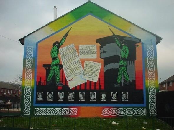 Граффити Ольстера. Изображение № 14.