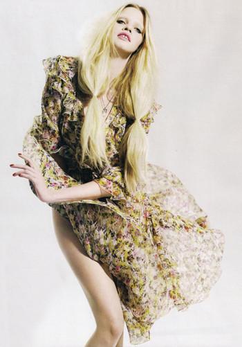 "British Vogue ""Gypsy Girl"". Изображение № 6."