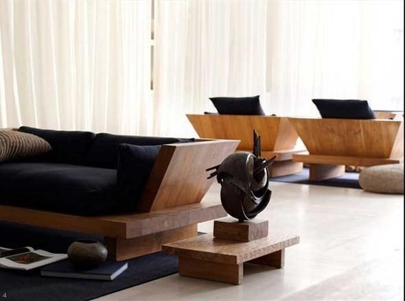 Изображение 4. Мебель и аксессуары для дома от Донны Каран.. Изображение № 4.