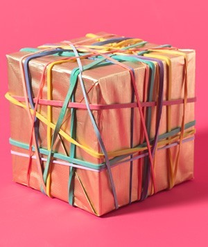 55 идей для упаковки новогодних подарков. Изображение № 95.