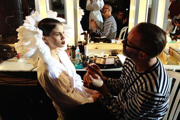 Дневник модели: Показы недели моды Haute Couture. Изображение № 25.