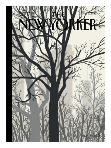 10 иллюстраторов журнала New Yorker. Изображение №74.