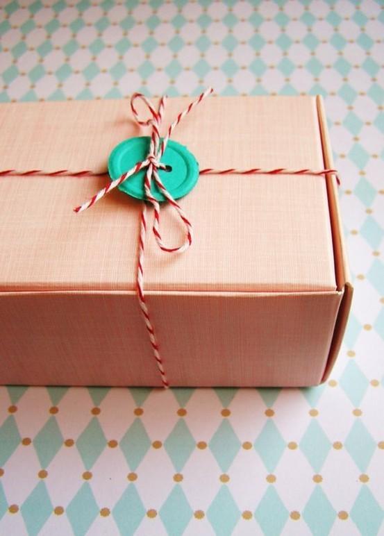 55 идей для упаковки новогодних подарков. Изображение № 6.