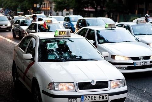 Такси в мировых столицах. Изображение № 2.