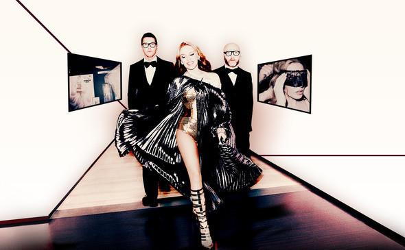 Dolce&Gabbana Kylie Aphrodite tour . Изображение № 2.