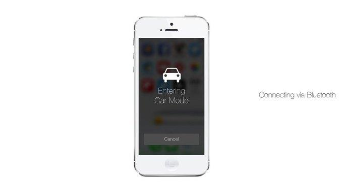 Блокировка SMS за рулём должна повысить безопасность. Изображение № 1.