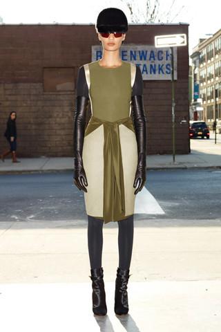Givenchy Pre-Fall 2012. Изображение № 18.