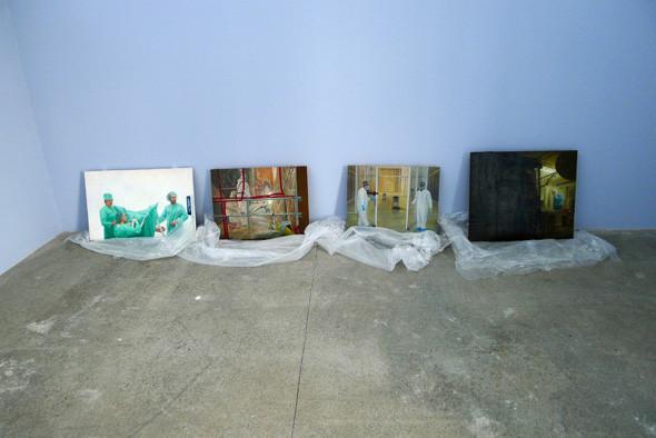 Личный опыт: Как я участвовал в 4-й Московской биеннале. Изображение №40.