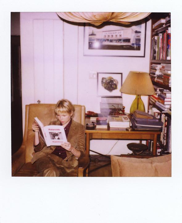 Scott Sternberg, старый поляроид иголливудские актрисы. Изображение № 17.