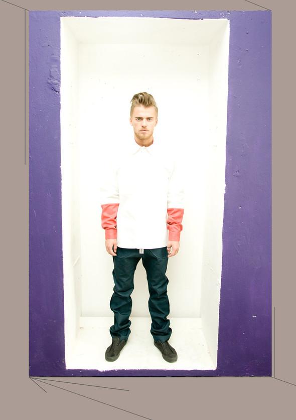 GeraGold мужская одежда. Изображение № 1.