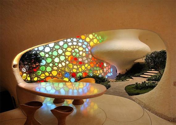 Изображение 1. Shell House: дом-моллюск в Мексике.. Изображение № 1.