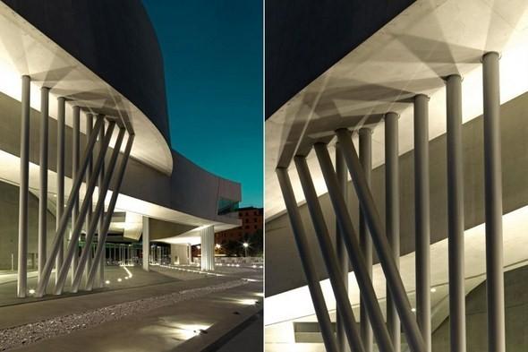 Музей искусства 21 века в Риме. Изображение № 8.