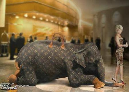 Какспрятать слона. Изображение № 6.