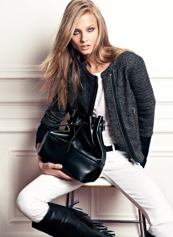 Лукбуки: H&M, Free People, Mango и Zara. Изображение № 40.