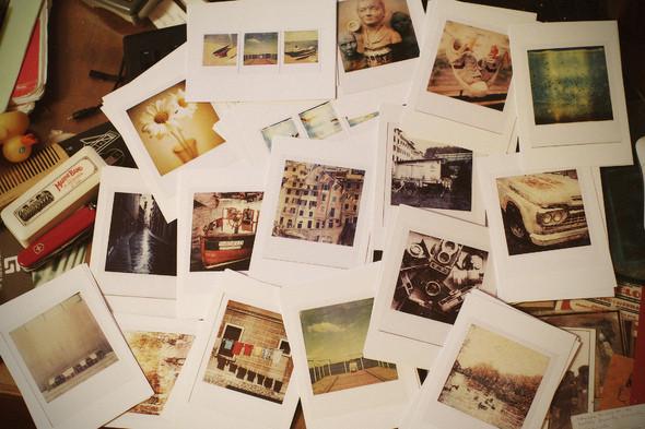Изображение 3. Polaroidman Алексей Курбатов.. Изображение № 1.