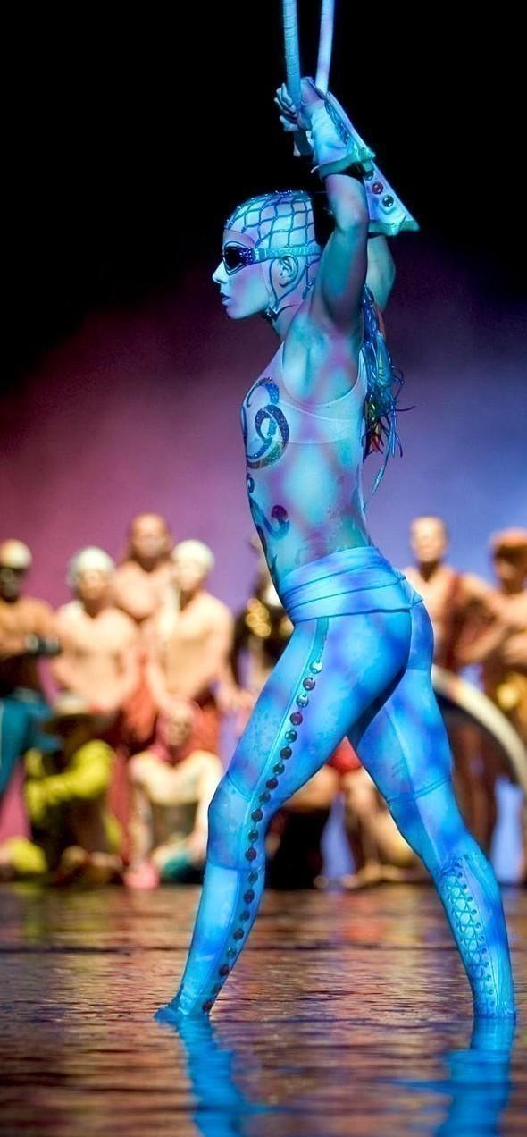 Cirque du Soleil. Изображение № 8.