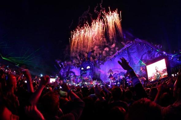 Магическое безумие крупнейшего фестиваля EDM музыки Tomorrowland. Изображение № 6.