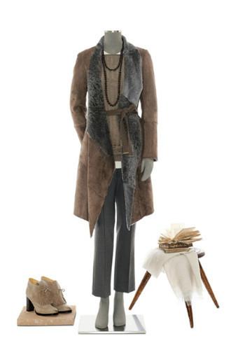 Brunello Cucinelli: лукбук осень-зима 2011/2012. Изображение № 51.