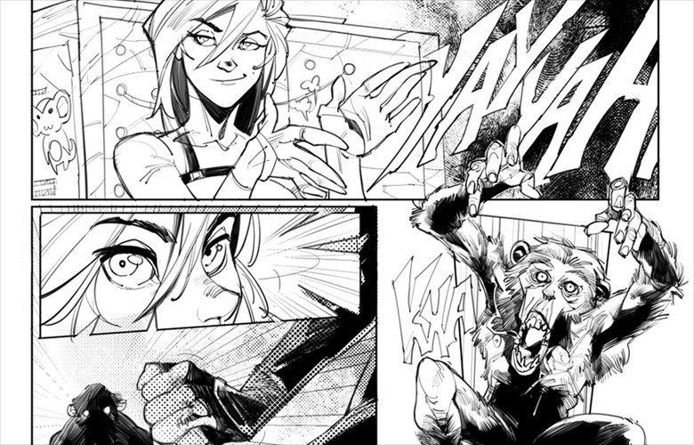 Кто пишет, рисует и продает комиксы  про русских супергероев . Изображение № 32.