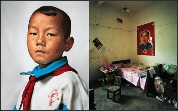 """Изображение 4. Документальный фотопроект """"Где спят дети """".. Изображение № 3."""