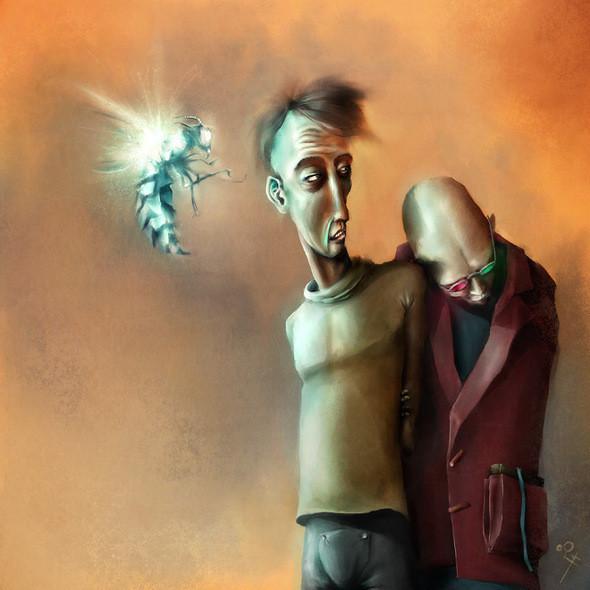Олег Пащенко Icy Wasp. Изображение № 5.