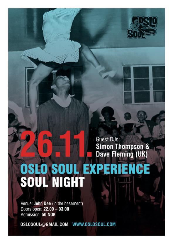 DJ BJOERN ESPEN (OSLO SOUL EXPERIENCE). Изображение № 25.