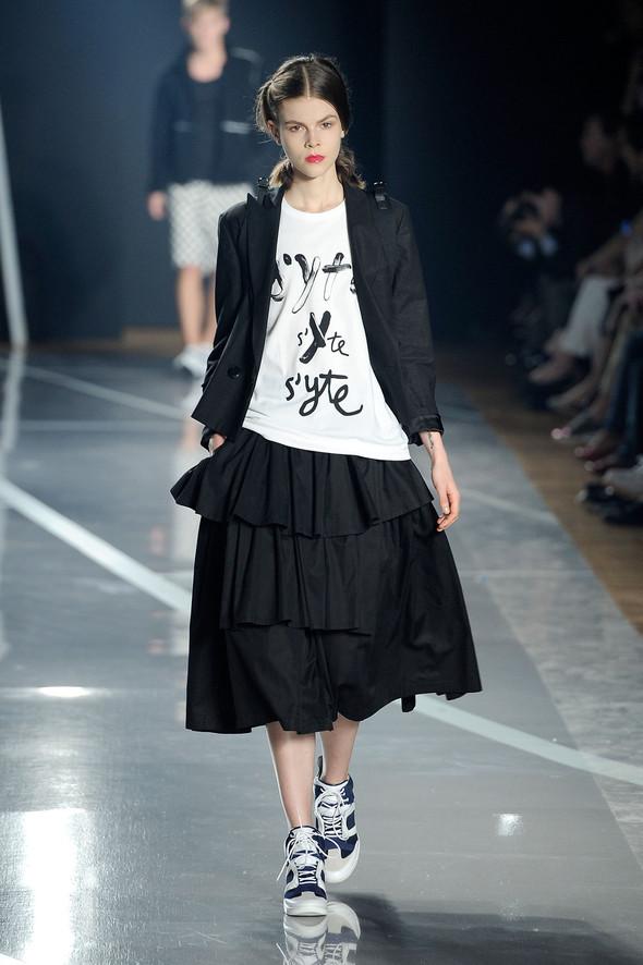 New York Fashion Week: Y-3 SS 2012. Изображение № 6.