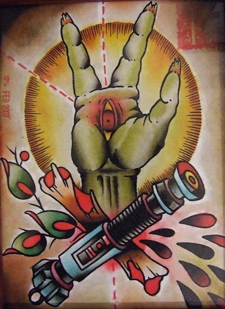 Tattoo Flash. Изображение № 18.