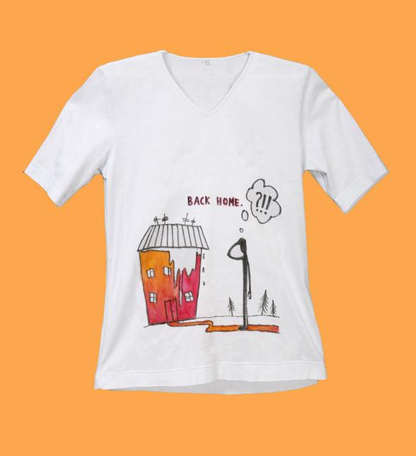 Новый взгляд на футболки: NIKSMADE. Изображение № 2.