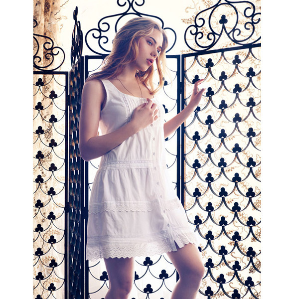 Кое-что новое: H&M, Mango, Peacocks, Zara. Изображение № 6.