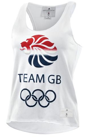 Показана коллекция Стеллы Маккартни и Adidas к Олимпийским играм. Изображение № 11.