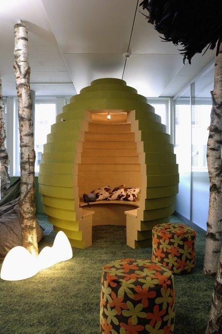 Офис Google вЦюрихе. Изображение № 12.