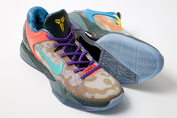 Nike Zoom Kobe 7 (What The Kobe – WTK). Изображение № 2.