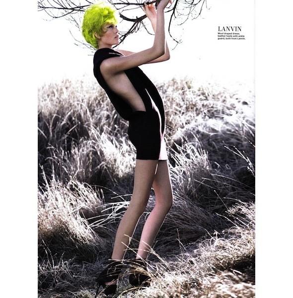 5 новых съемок: Harper's Bazaar, Qvest, POP и Vogue. Изображение № 14.