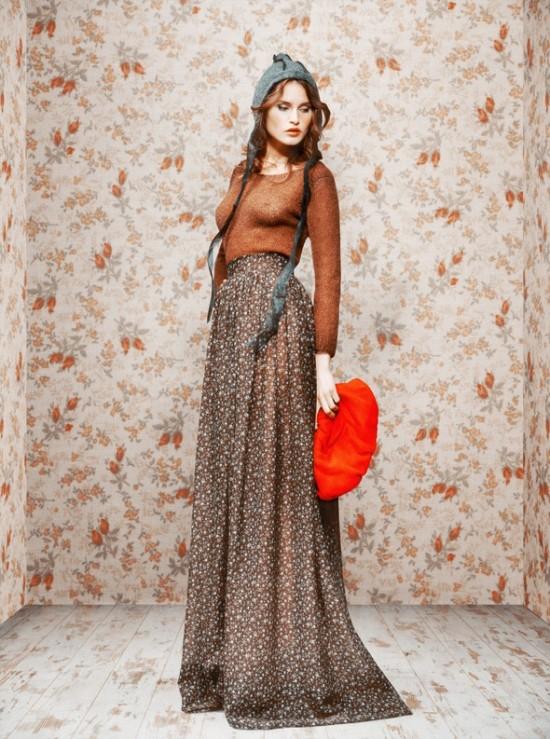 Коллекция осень-зима 2011/12 от Ульяны Сергиенко. Изображение №25.