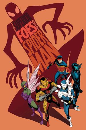 13 комиксов для тех, кто устал от банальных супергероев. Изображение № 18.