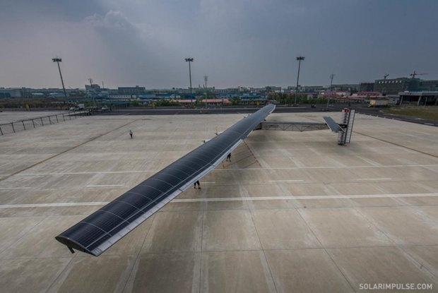 Solar Impulse 2 небудет летать до2016 года из-заполомки. Изображение № 1.