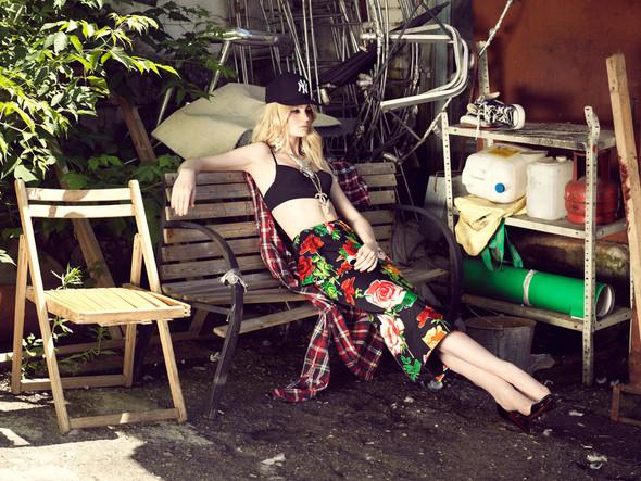 Съемка Bohemique в стиле блогов об уличной моде. Изображение №1.