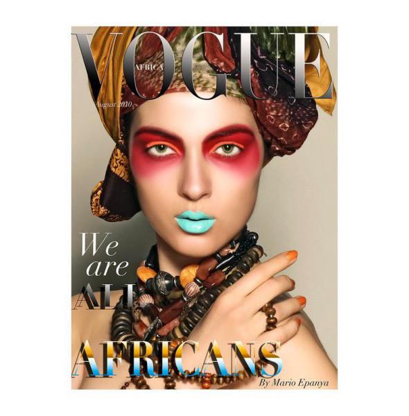 Conde Nast запретил издавать Vogue в Африке. Изображение № 3.