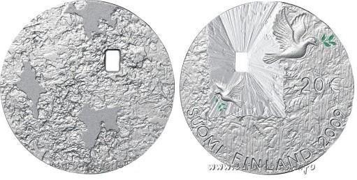 Самые красивые,необычные монеты мира. Изображение № 8.