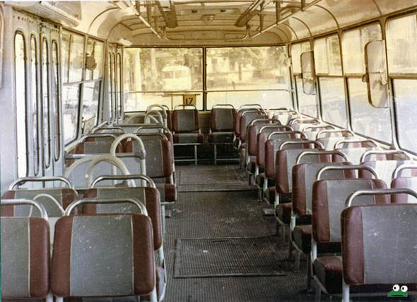 Первые троллейбусы. Изображение № 39.