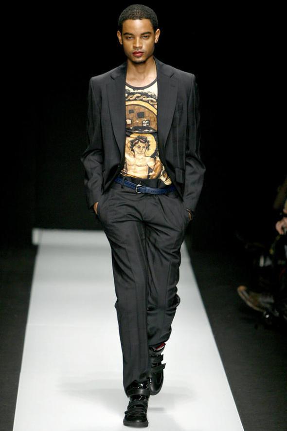 Изображение 99. Milan Fashion Week. Часть 1.. Изображение № 115.