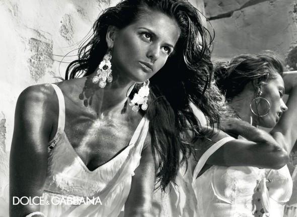 Рекламные кампании: Celine, Calvin Klein, Dolce & Gabbana и другие. Изображение № 15.