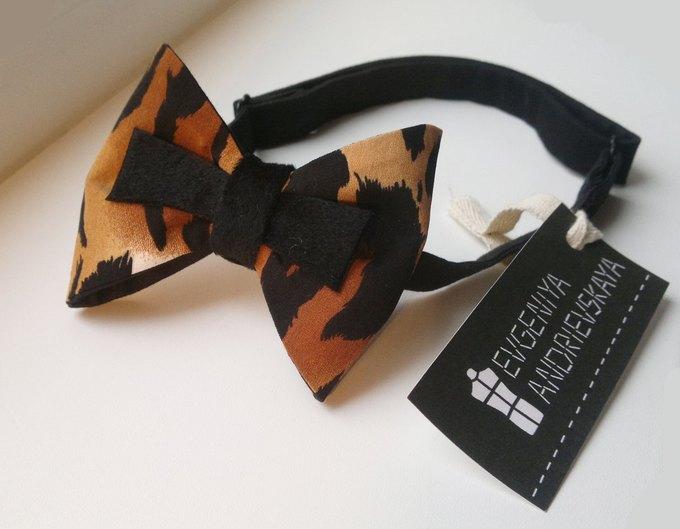 Фееричные галстуки - бабочки от дизайнера Евгении Андриевской.. Изображение №19.